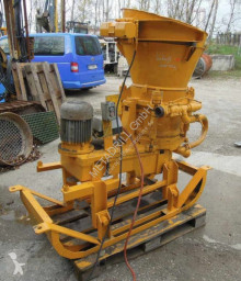used concrete pump truck