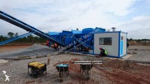Sumab Universal K-60 Mobile Concrete Plant - No Foundation Needed!