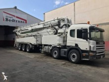 Scania Betonpumpe