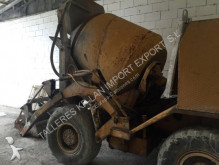 used concrete mixer