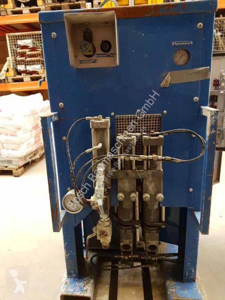 Betoniera n/a STS Scheltzke IP63-E-B-HGV (Injection pump)