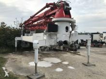 used concrete pump truck