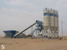 Promaxstar STATIONARY CONCRETE BATCHING PLANT (130m3/h) S130-TWN / TWIN SHAFT MIXER