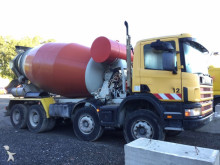 Scania concrete mixer