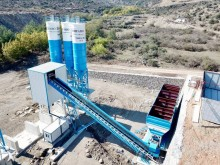 Fabo CONCRETE BATCHING PLANT POWERMIX-130M3/H | FOR SALE