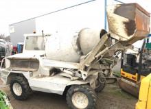 Merlo concrete mixer
