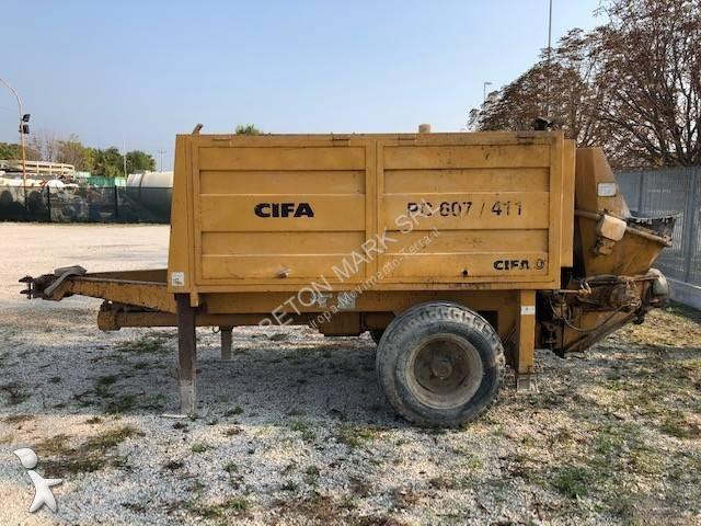 Calcestruzzo Cifa PC 607/411