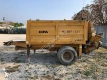 Cifa concrete pump truck