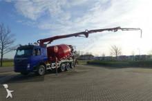 Volvo concrete pump truck