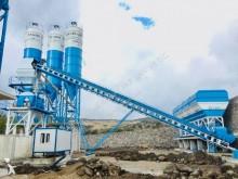 Fabo powermix-130 usine de centrale a beton fixe | stationary concrete batching plant | ready mixing