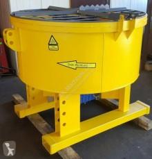 beton TKmachines Betonmischer mit elektrischem Antrieb 600L Betonmischer, Mischer mit elektrischem Antrieb.
