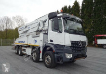 Mercedes Actros 4451 / Pompa do Betonu / Sermac 5Z42 Super Light 42 m / 8x4 /