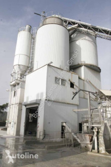 Liebherr Liebherr/Pemat	Double tower - concrete mixing plant