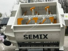 Semix混凝土搅拌车/搅拌机 SEMIX Twin Shaft Concrete Mixer 3.3 m3/h