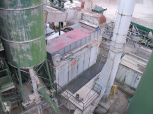 betoniera n/a BMD dust collector 560 m²