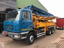 Astra concrete pump truck