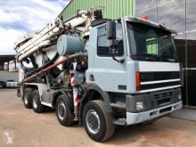 DAF concrete pump truck