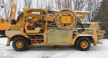 hormigón bomba de hormigón usado