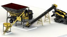 unitate de fabricare a produselor din beton nou