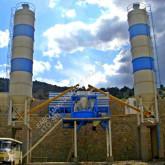 Fabo - Powermix-60 Concrete Plant | Ideal long term settlement neuf