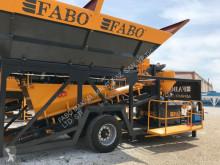Fabo - Mobilnyy Kompaktnyy Betonnyy Zavod / Minimix 30 | 30 m3 neuf
