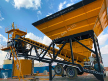 Fabo - TURBOMIX-100 CONCRETE BATCHING PLANT MOBILE|READY MIXING neuf