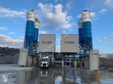 unité de production de produits en béton neuf