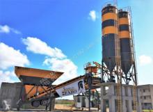 új betonáruüzem