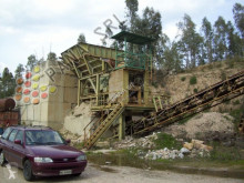 betoniera n/a MEN 900 - Impianto frantumazione