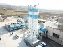 Fabo 混凝土搅拌车/搅拌机 POWERMIX-100 STATIONARY CONCRETE BATCHING PLANT