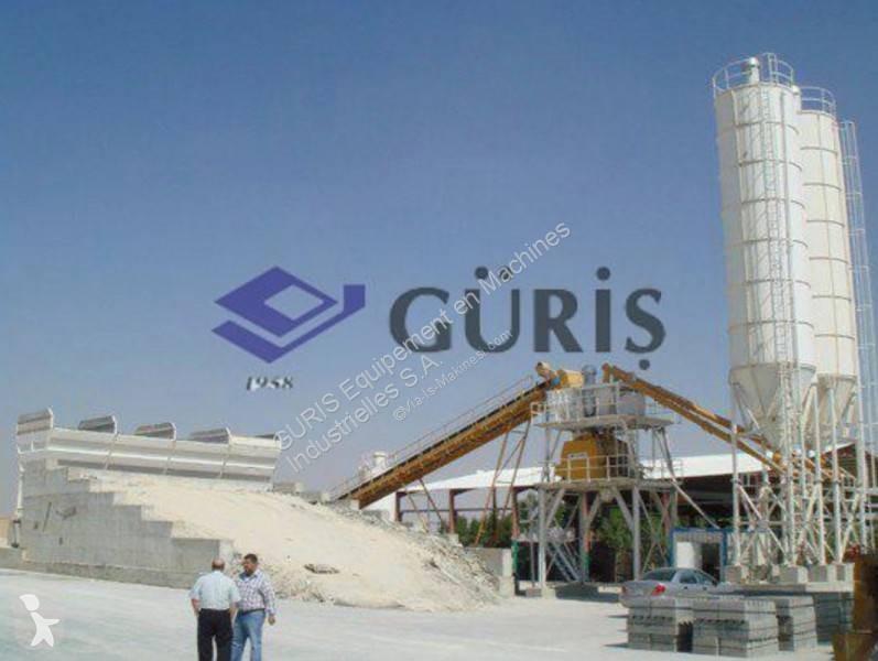 View images Guris GMP 60 centrale à béton mobile concrete