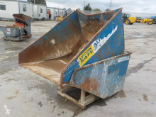 n/a Skip to suit Forklift (2 of)