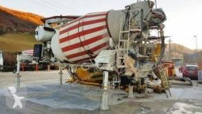 Cifa concrete mixer + pump truck
