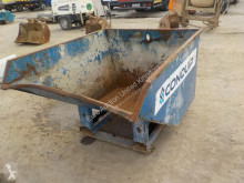nc Conquip Skip to suit Forklift