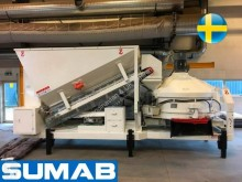 Sumab MOBILE C15-1200 (16m3/h) EASY TRANSPORT