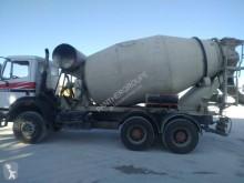 betonárske zariadenie domiešavač ojazdený
