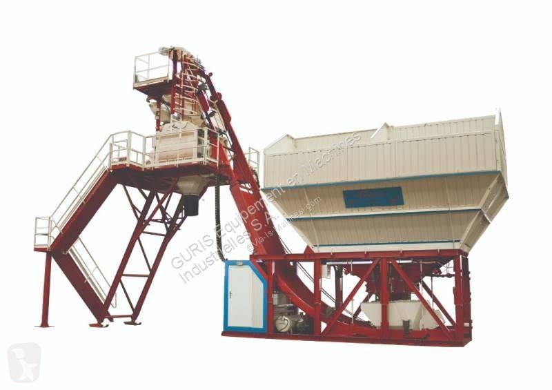 View images Guris Semi-Mobile 60m3/h concrete