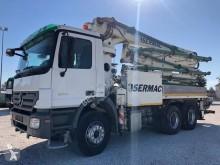 Sermac concrete pump truck