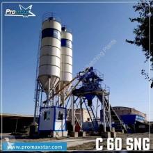Promaxstar betonozó üzem
