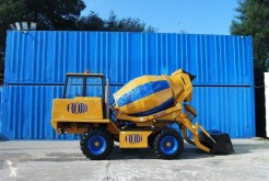 misturador / betoneira Fiori