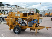 Cifa PCS 209 D6 Concrete pump