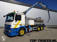 Mercedes Actros 2641, 21M Sermac City betonpomp 4ZR21,