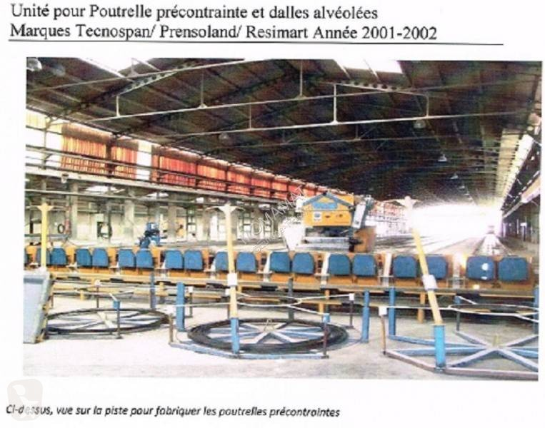 View images Prensoland TECNOSPAN concrete