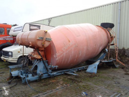 Liebherr Mixer 10m³ Good Working Condition Mixer 10m³ Good Working Condition
