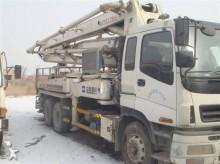 Putzmeister concrete mixer truck
