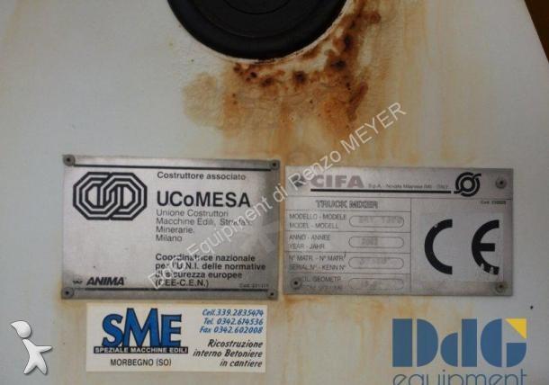 betoniera rotore / Mescolatore Renault usata - n°1566802 - Foto 10