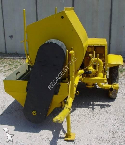 Pompe b ton putzmeister p 13 dmr occasion n 1451821 - Pompe a teton ...