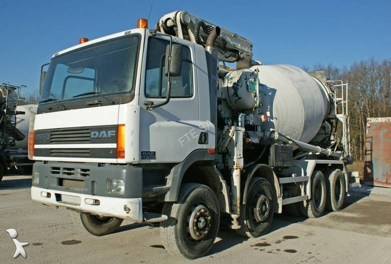 used imer concrete mixer pump truck lt mo291 n 1823757. Black Bedroom Furniture Sets. Home Design Ideas