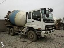 View images Isuzu USED ISUZU Concrete Mixer 8MS 10M3 15M3 12M3 concrete