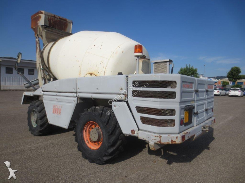 Used Terex Concrete Mixer Mariner 55 N 176 2019832